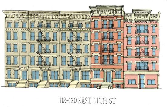 112-120 East 11th St